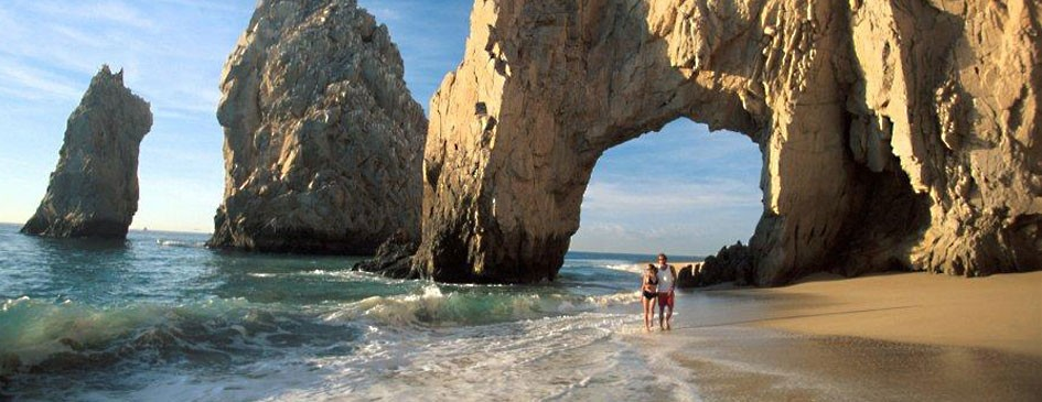 The sun, sand and sea await you in Cabo