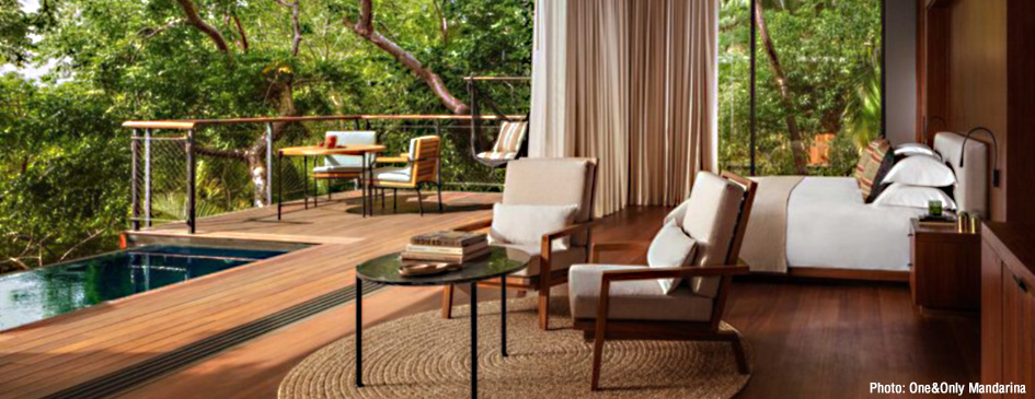 Mexico's anticipated destination - One&Only Mandarina - is finally open